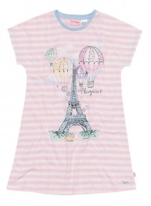 Paris nightie - Christmas Gift Ideas for 10 year olds - Gift Grapevine