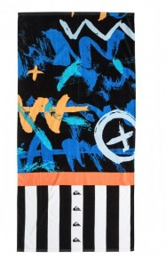 Quiksilver beach towel - Christmas Gift Ideas for 10 year olds - Gift Grapevine