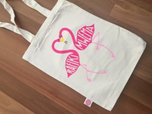 Rafiki Mwema flamingo tote - Christmas Gift Ideas for 10 year olds - Gift Grapevine