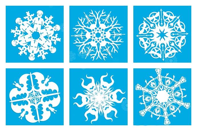 cool-snowflake-patterns