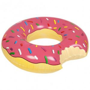 inflatable donut - Christmas Gift Ideas for 10 year olds - Gift Grapevine