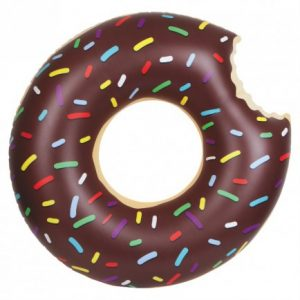 inflatable donut chocolate - Christmas Gift Ideas for 10 year olds - Gift Grapevine
