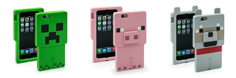 minecraft phone cases - Christmas Gift Ideas for 10 year olds - Gift Grapevine