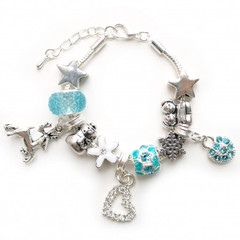 Lauren Hinkley ice sisters bracelet