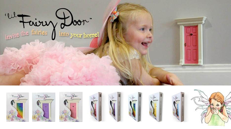 lil Fairy Doors