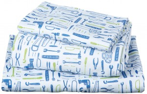 Toshi cot sheet set - tools