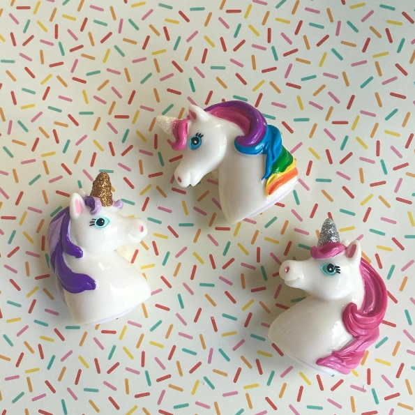 Unicorn lipgloss - 15 gift ideas for kids crazy about unicorns - Gift Grapevine