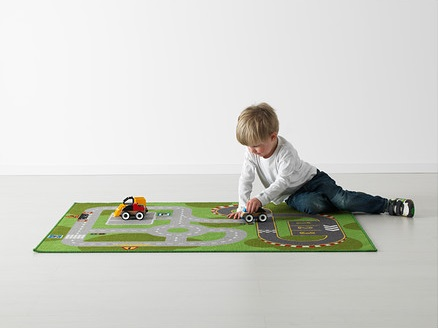 IKEA Lillabo rug - Gift Grapevine 8 fantastic activity rugs