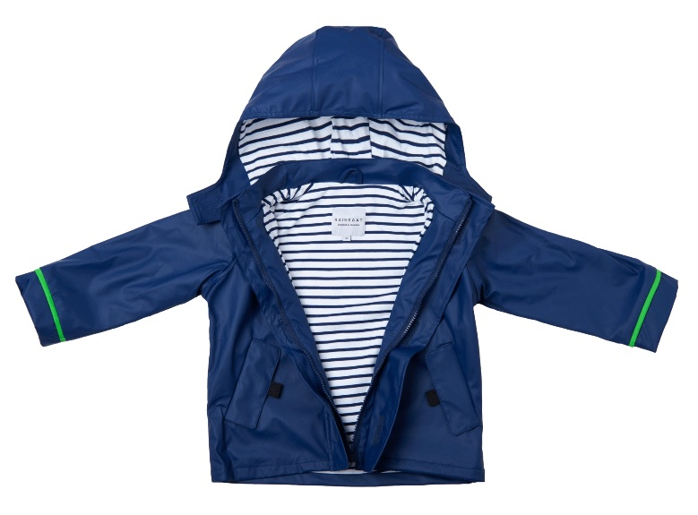 Rainkoat navy jacket - Gift Grapevine May gift ideas