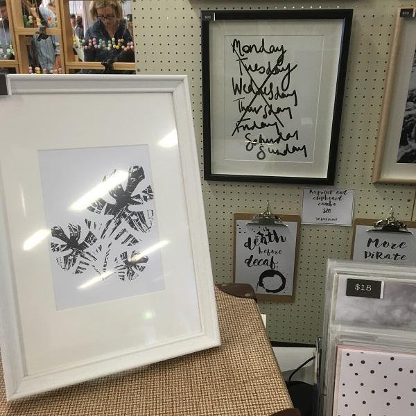 Perth Upmarket gift finds - Shopgirl in Print