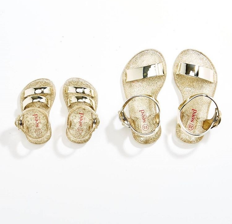 Seed jelly sandals - Gift Grapevine baby and kids gift ideas July