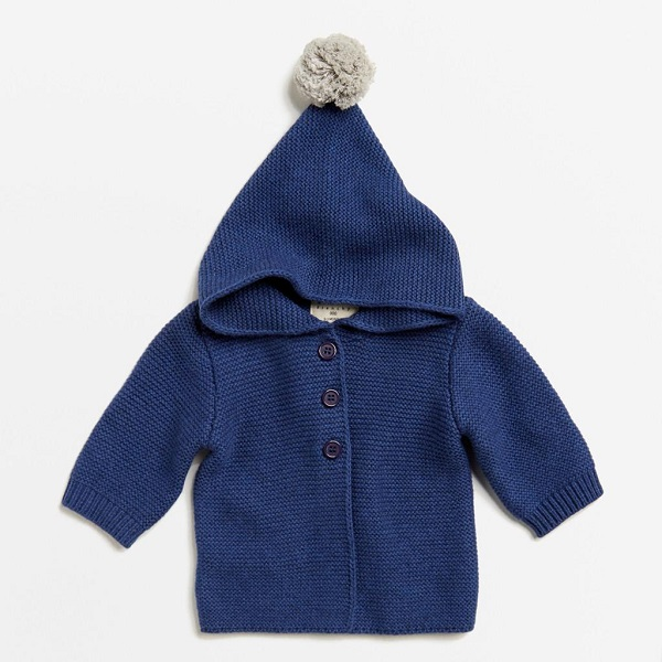Wilson and Frenchy knitted jacket - Gift Grapevine baby and kids gift ideas July