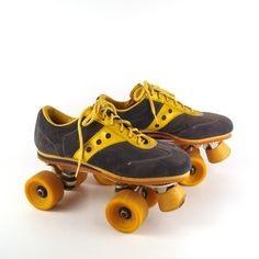 My gift memories - Maxabella Loves roller derby rollerskates