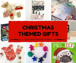 Gift Grapevine baby and kids gift guides - Christmas themed gifts