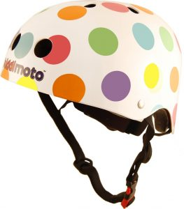 great-gifts-for-four-to-six-year-olds-kiddimoto-pastel-dotty-helmet