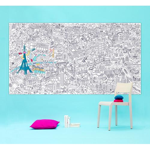 great-gifts-for-ten-year-olds-and-older-omy-colouring-roll-paris