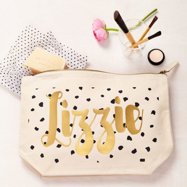 great-gifts-for-ten-year-olds-and-older-personalised-black-and-gold-pouch