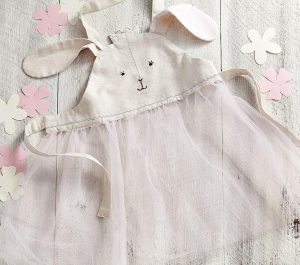 baby and kids Easter gift guide - Easter apron
