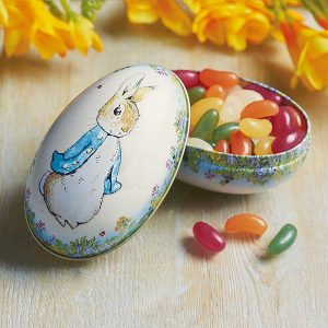 baby and kids Easter gift guide - Peter Rabbit tin