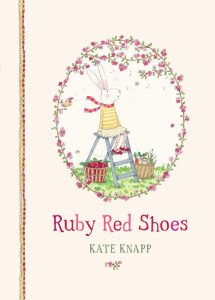 baby and kids Easter gift guide - ruby red shoes