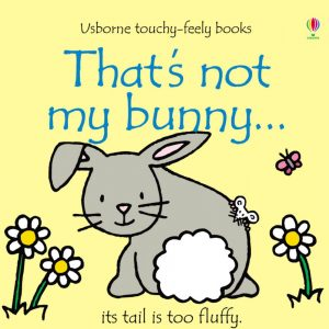 baby and kids Easter gift guide - that's not my bunny