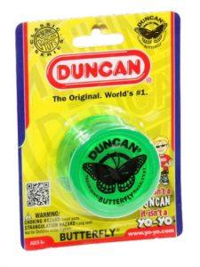favourite schoolyard games - Duncan Butterfly