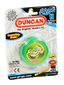 favourite schoolyard games - Duncan Pro Yo