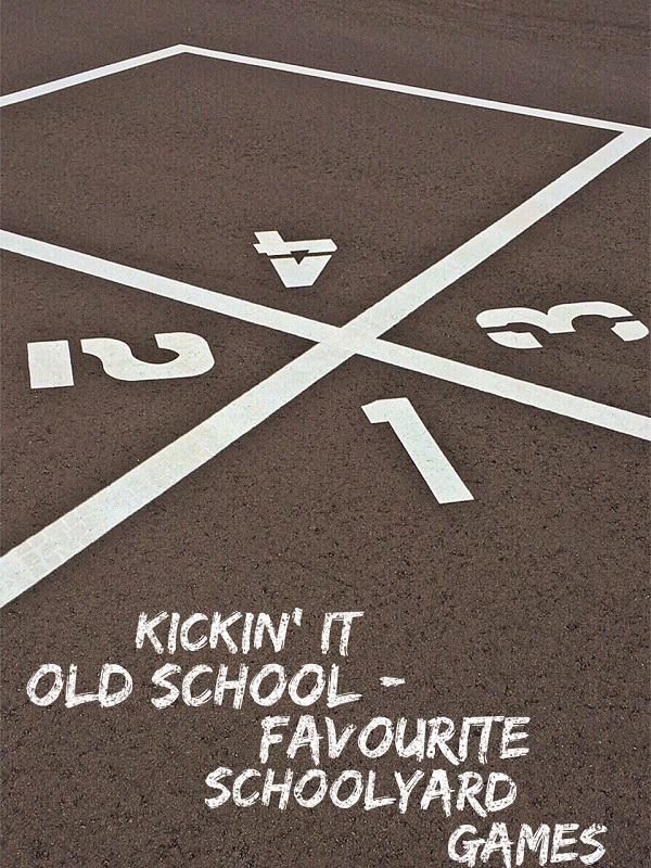 favourite schoolyard games - Gift Grapevine