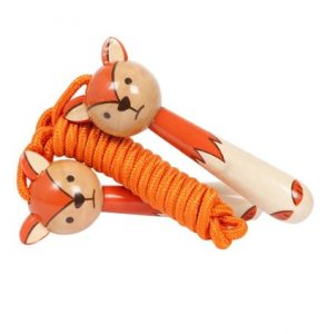favourite schoolyard games - Seedling fox skipping rope
