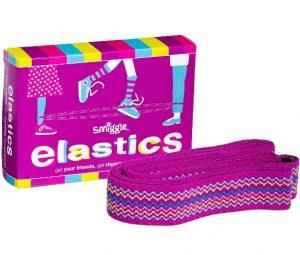 favourite schoolyard games - Smiggle elastics