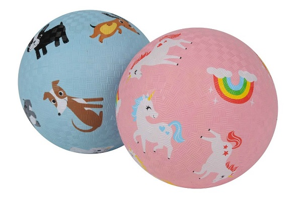 favourite schoolyard games - Tiger Tribe Play Balls
