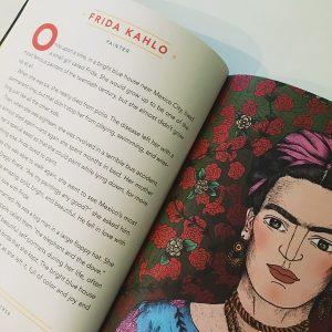 Good Night Stories for Rebel Girls - Frida Kahlo
