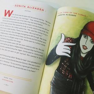 Good Night Stories for Rebel Girls - Sonita Alizadeh