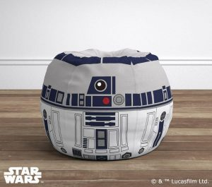 Star Wars gifts - R2-D2 beanbag
