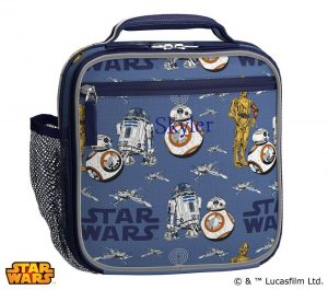Star Wars gifts - droids lunch bag