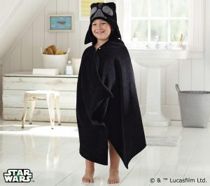 Star Wars gifts - darth vader hooded towel