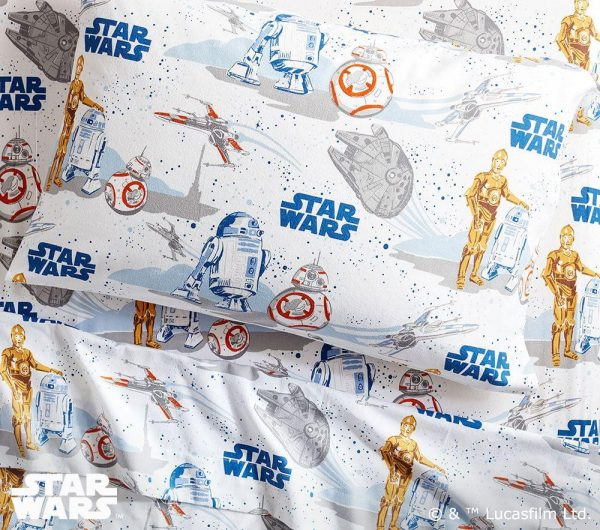 Star Wars gifts - droid sheet set
