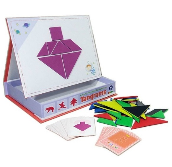 fantastic baby and kids gifts - tangrams set