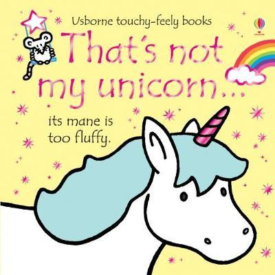 fantastic baby and kids gifts - that's not my unicorn