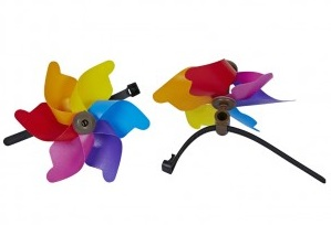 bike accessories for kids - windmills