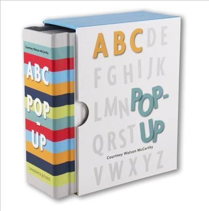 Baby and kids gift picks - ABC Pop Up book