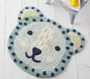 Bath time gifts for little ones - Eco Chic Bear bathmat