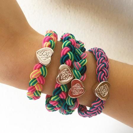 gift ideas for kids - Smiggle 4 pack bracelets