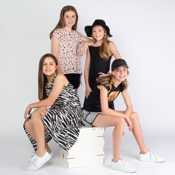 Cool Australian tween fashion labels - Girl With Swag