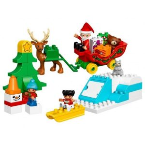 great new kids gift ideas - Duplo Santa set
