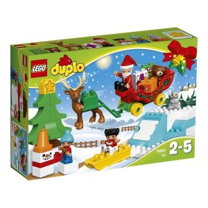 great new kids gift ideas - Duplo Santa set box