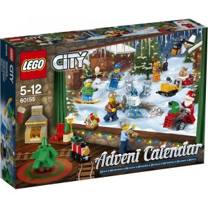 great new kids gift ideas - Lego City advent calendar
