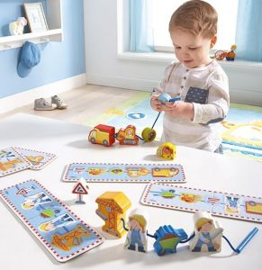 great new kids gift ideas - threading building site