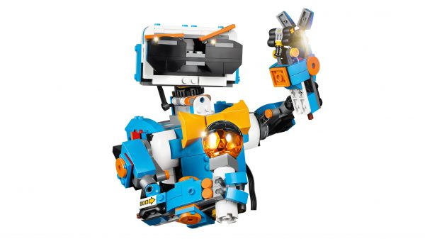 Top of the Christmas wishlist – build, code and play with LEGO BOOST