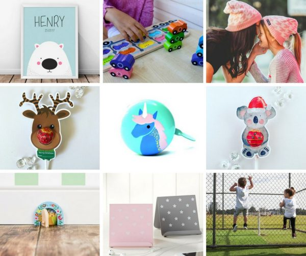 October gift finds for babies and kids